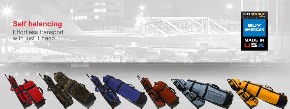 Club Glove Travel Bags