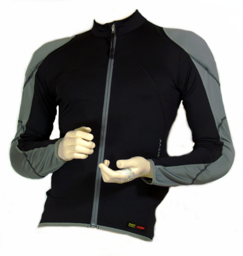 Marc Girardelli Damen Protection Jacket Lycra (Rücken Protektor Jacke)